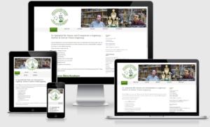 Greiner Pokale Webdesign Augsburg